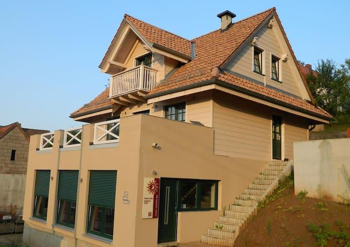 Herzlich Willkommen im mediterranen Casa Sueno