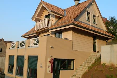 Herzlich Willkommen im mediterranen Casa Sueno - Johannesberg - 家庭式旅館