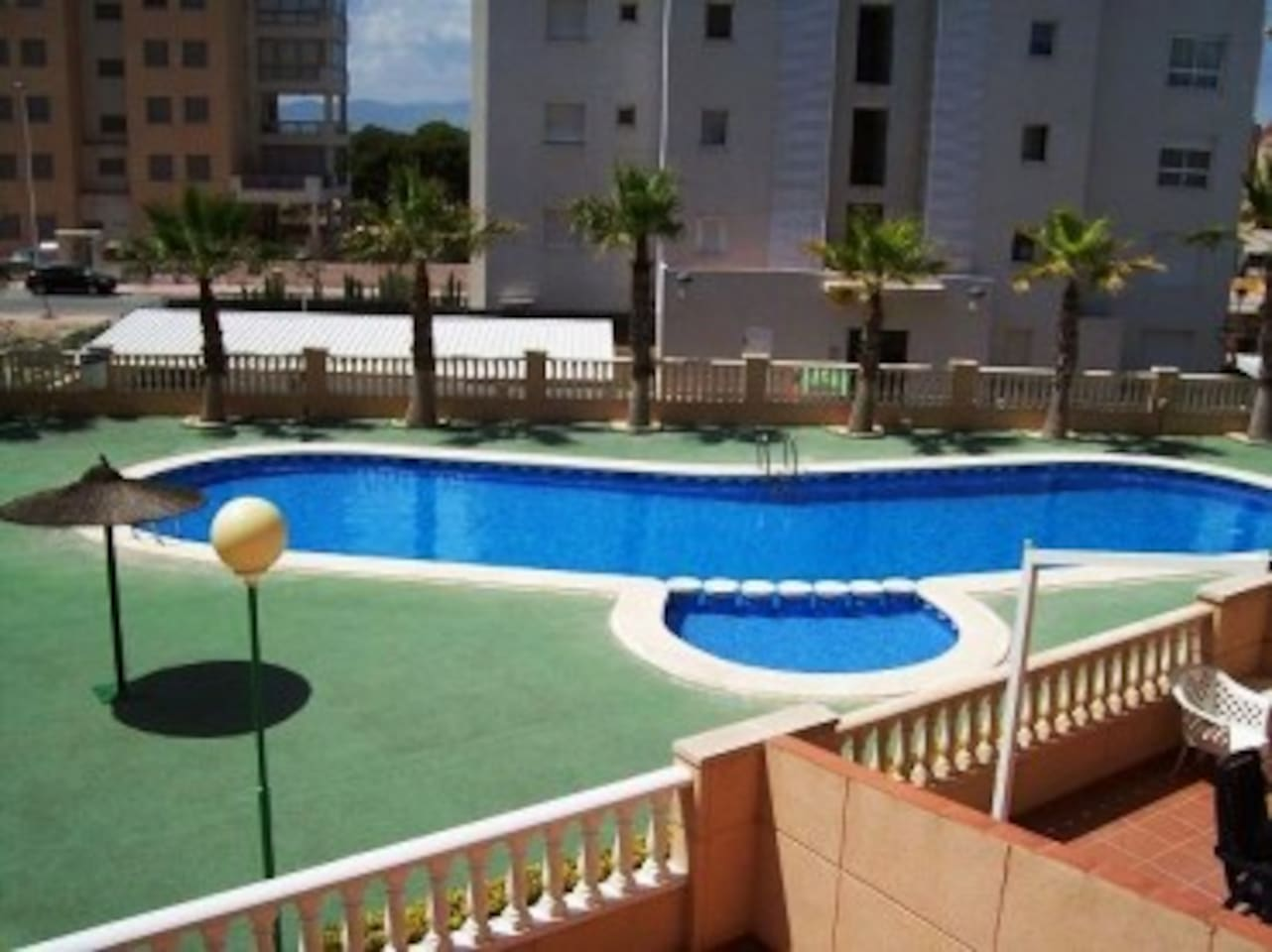 If you choose to book your holiday in this apartment, I can assure you that you won't be disappointed.   The apartment is tastefully furnished and fully equipped to ensure you have the best holiday experience possible!