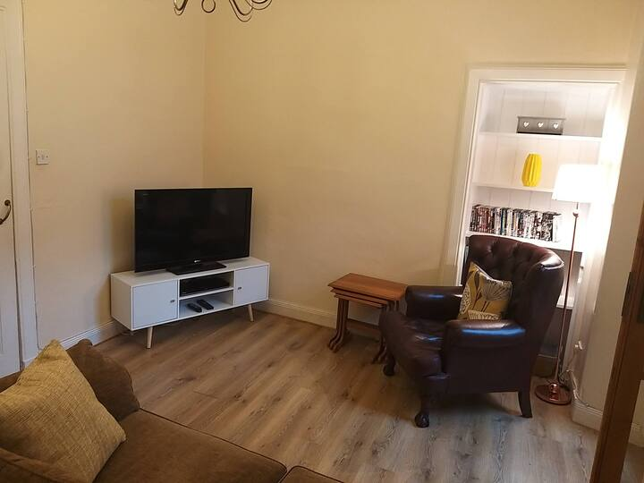 Ground floor flat close to centre of Anstruther