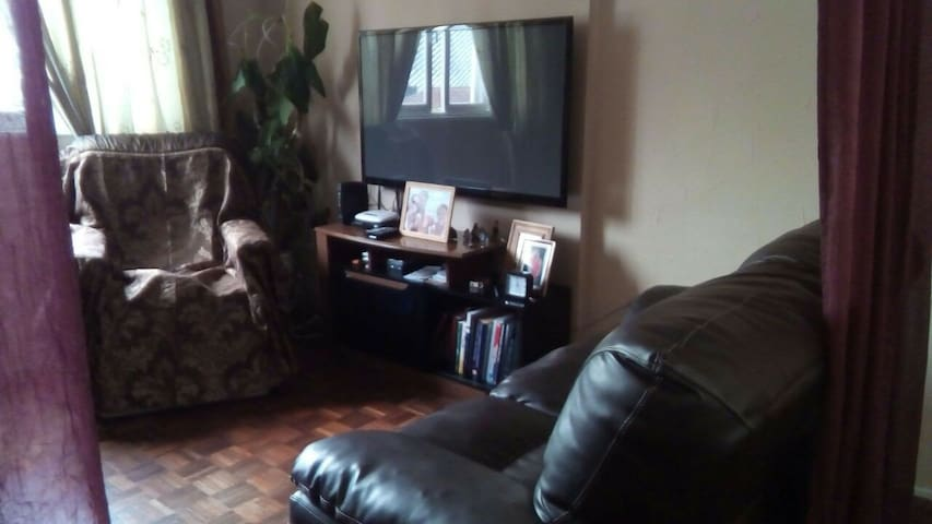 Quarto em apartamento no campo grande en Santos