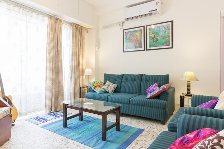 The Jodhpur Park Apartment