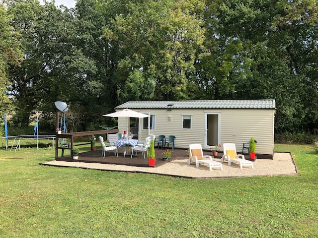 Secluded stand alone Mobile Home