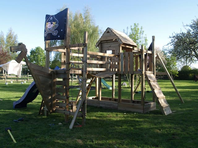 ** Maison rurale pour les familles,  Futuroscope