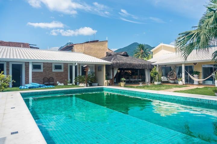 Excelente Casa no centro da Ilha Bela