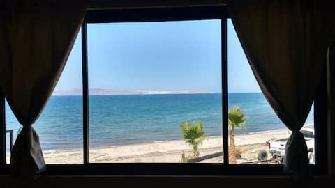Beachfront Villa San Bruno BCS Mex.