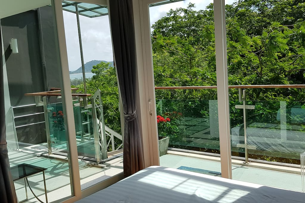 Chambre 2 avec vue panoramique
