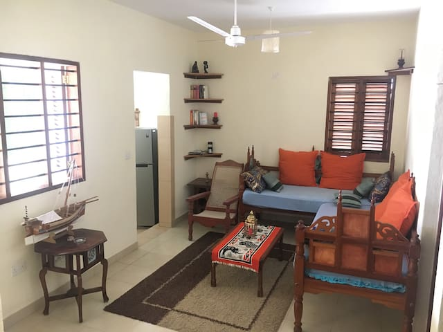Lamu island 2 bedroom apartment