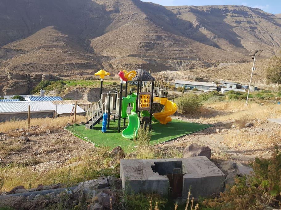 juegos en el pueblo para niños