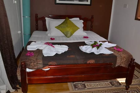 'Villa Authentique' Double Room - La Digue - B&B/民宿/ペンション