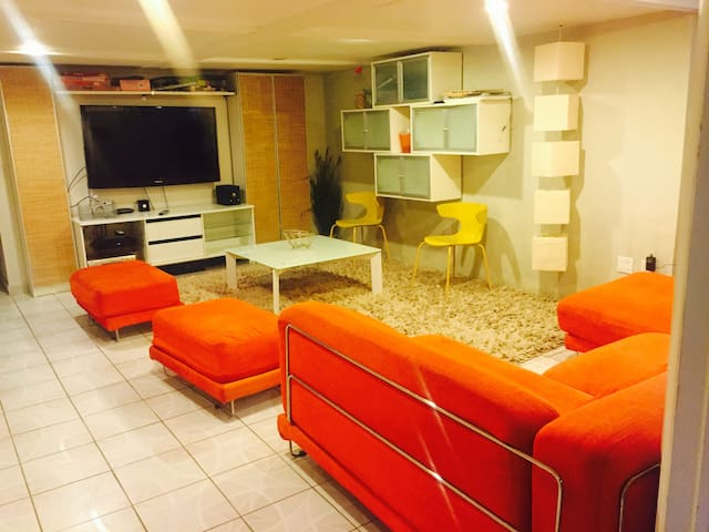 New York City- Riverdale Modern two bedrooms unit