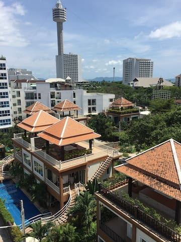 Arunothai Condo - low rise in a quiet neighborhood - Muang Pattaya - 公寓