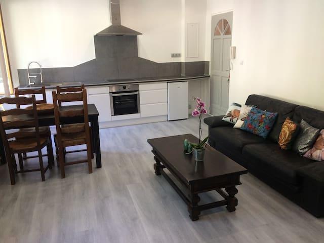 Très bel appartement tout neuf au coeur du village