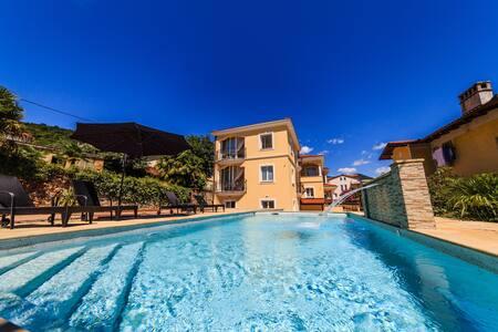 Apt3-Villa Palazzo - Heated pool, Lovran - Opatija