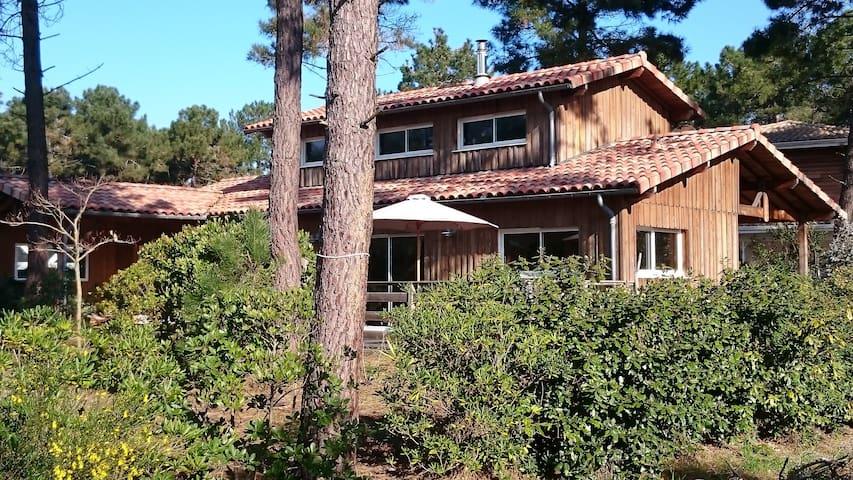 Villa KERLOU, Carcans Plage