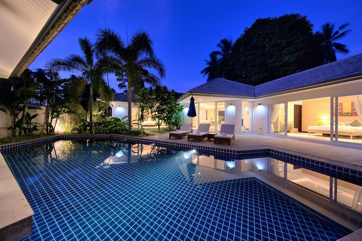 Baan Rim Talay - Affordable Beach Side Villa - Ko Samui