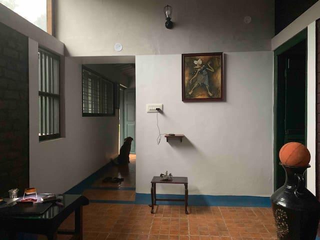 BASA1-stay in basapura estate a coffee plantation.