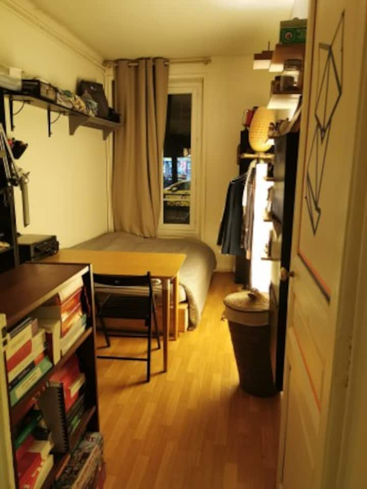 Lovely appartement in Paris 12th arrondissement