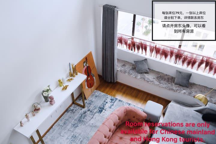 西藏 拉萨 有隐私的独家床位(3)