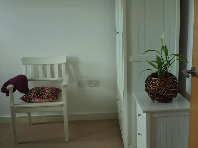 Double room  in a spacious modern home. - Dartford - บ้าน