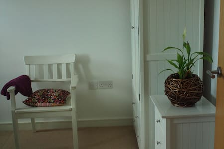 Double room  in a spacious modern home. - Dartford