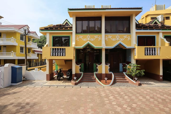 2BHK Villa with pool, very well located
