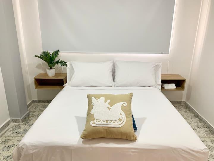 HABITACIÓN DOBLE - ANDAGI HOTEL CTG