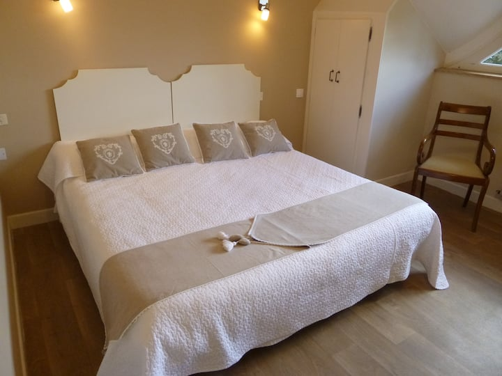 Bed and Breakfast -Chambre double avec kitchenette