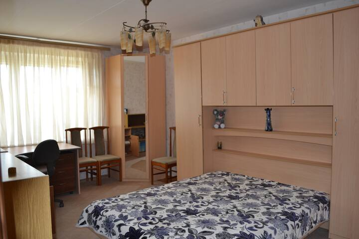 Nice flat near Moscow (30min) - Selyatino - Apartment