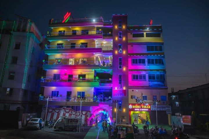 Bodhi Vihar By WB Hotels