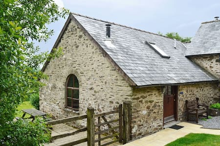 Delightful pet-friendly spacious barn conversion in Exmoor National Park. Pet-friendly.