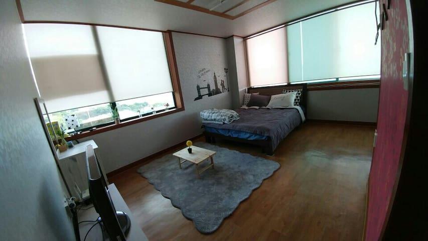 바다보이는집 돌산대교앞 Sea view House - Bongsan-dong, Yeosu - Serviced flat