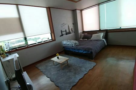 ♥바다보이는집 돌산대교앞 Sea view House - Bongsan-dong, Yeosu - Service appartement