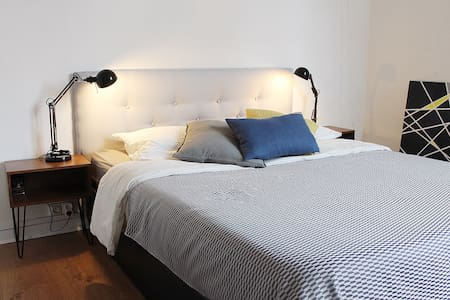 Private Bedroom Close To The City Center - Marseille