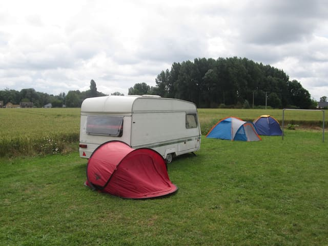 Espace camping