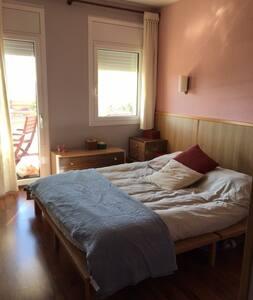 Habitación individual en barrio tranquilo - 赫罗纳(Girona) - 客房