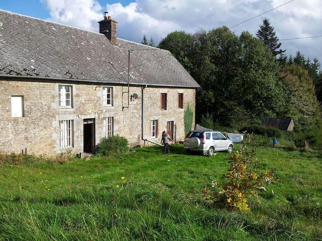 Tranquil Basse Normandie Maison - Gathemo - Haus