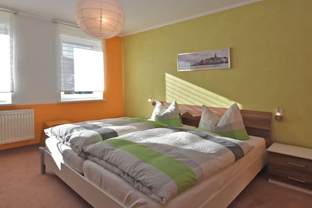 Modernly furnished apartment with garden use in Ilsenburg/Harz