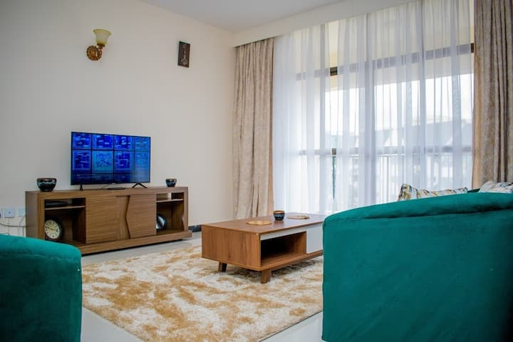 Modern and elegant one bedroom in kileleshwa