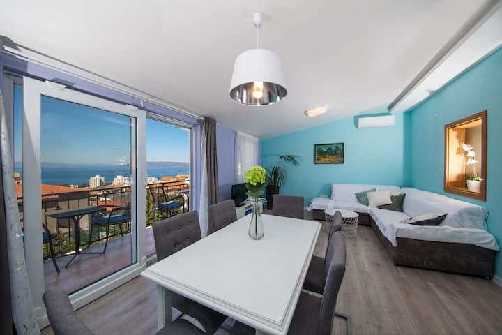 Luxury penthouse apartment Josipa