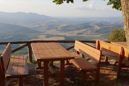 Tuscany Home with a View - Micciano