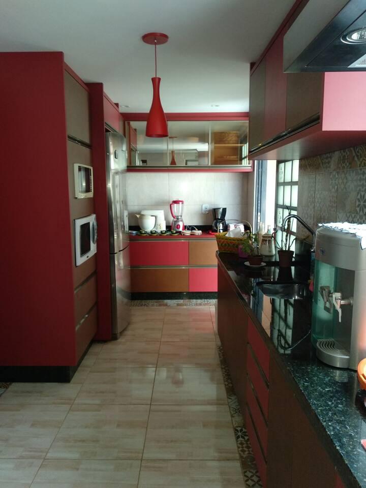 Casa confortável ,preço justo.Foz do Iguaçu Brasil