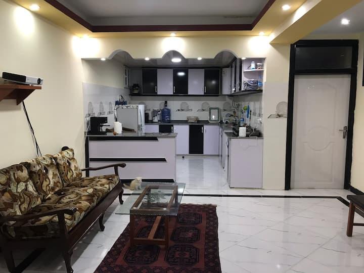 Comfort cozy apartment in city center