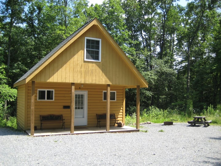 New River Cabins #4 Fayetteville 4 min to NewRiver