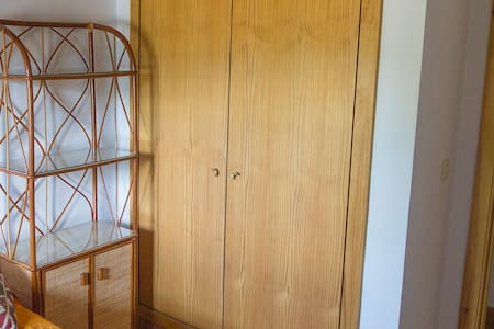 Room. Double bed for 1-2 persons - Sevilla - Chalet