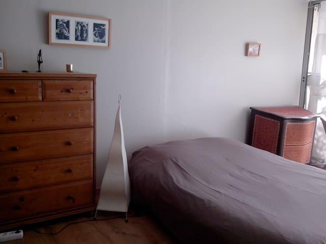 Chambre dans maison avec accès indépendant. - Vitrolles - Casa