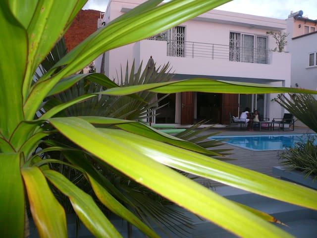 Villa Ibiza - La Preneuse/ Tamarin Mauritius