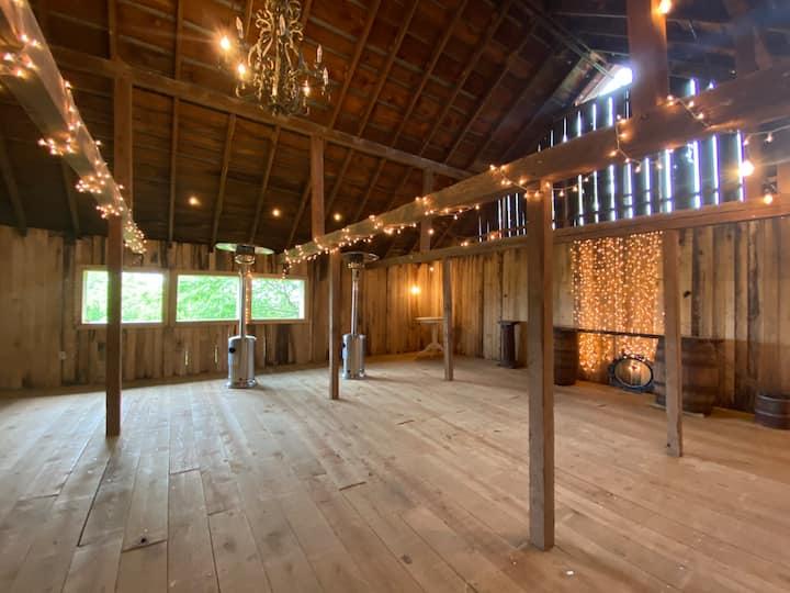 Belle Acres Farm Barn Loft
