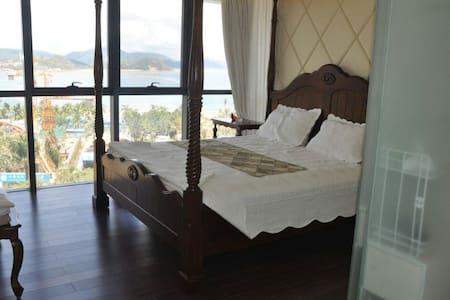 (一)迷人的大东海,山海天度假公寓,度假娱乐休闲,您最佳的选择。。。 - Sanya - Íbúð