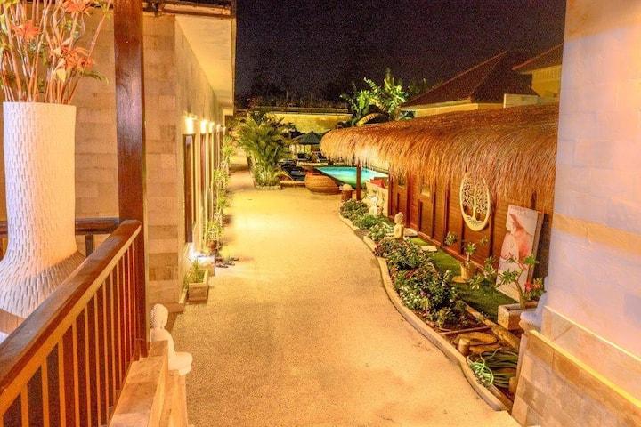 Kura Kura Resort Gili Meno - Family Room